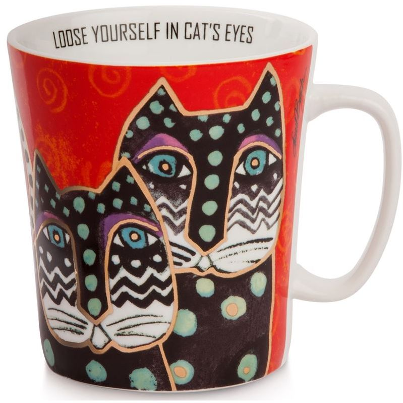 Lose Yourself in Cats Eyes Mug