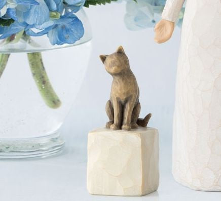 Love My Cat Figurine