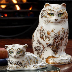Millie the Kitten, by Royal Crown Derby