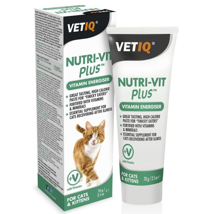 Nutri-Vit Plus Paste for cats by VetIQ