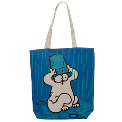 Simons Cat Shopping Bag