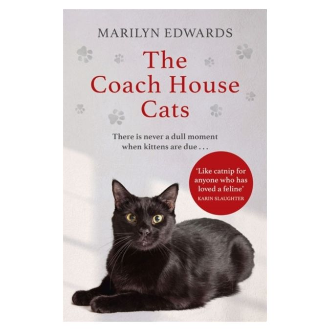 The Coach House Cats by Marilyn Edwards