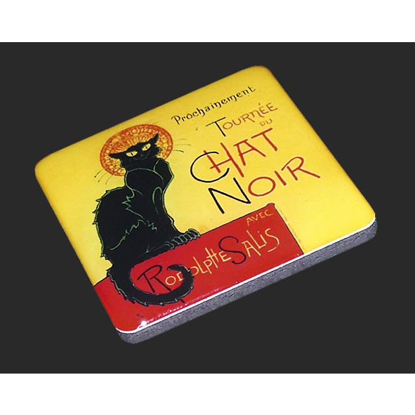 chat noir coaster