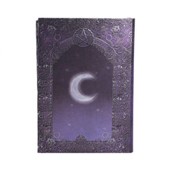 Embossed Witches Spell Book A5 Journal with Pen