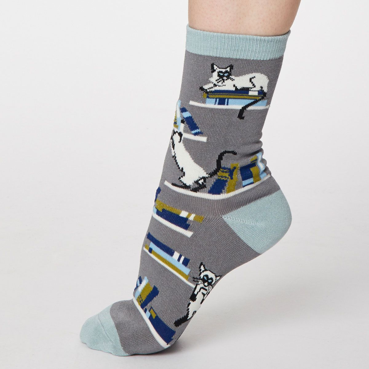 Gatto Socks Grey