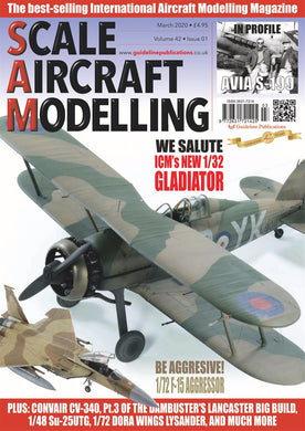 Scale Aircraft Modelling Magazine