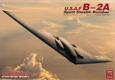 Modelcollect 1/72 US B-2A Spirit Stealth Bomber UA72201