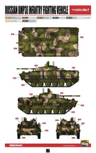 Load image into Gallery viewer, Modelcollect 1/72 Russian BMP3 Infantry Fighting Vehicle (Master Level) MA72007