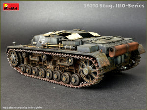 MiniArt 1/35 German Stug III O-Series 35210