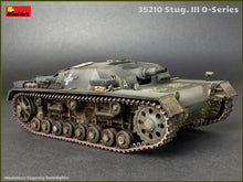 Load image into Gallery viewer, MiniArt 1/35 German Stug III O-Series 35210