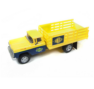 "Classic Metal 1/87 HO Ford Stake Bed Truck 1960 ""SUNOCO"" 30512"