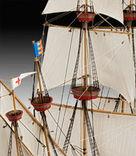 Load image into Gallery viewer, Revell 1/96 English Man O'War Sailing Ship Plastic Model Kit 05429