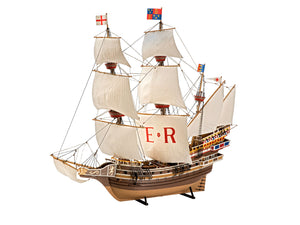 Revell 1/96 English Man O'War Sailing Ship Plastic Model Kit 05429