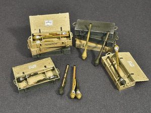 Miniart 1/35 German Panzerfaust 30/60 Set 35253