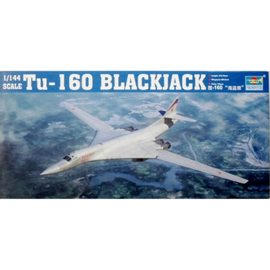 Trumpeter 1/144 Russian Tu-160 Blackjack 03906