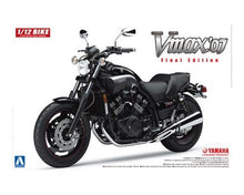 Load image into Gallery viewer, Aoshima 1/12 Yamaha Vmax 2007 Final Edition 05165