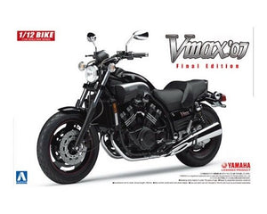 Aoshima 1/12 Yamaha Vmax 2007 Final Edition 05165