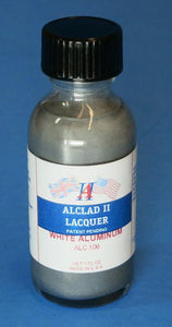 Alclad ALC106 1oz. Light Aluminum Lacquer Paint