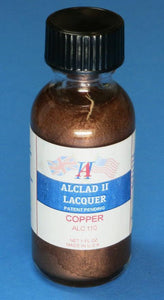 Alclad ALC110 1oz. Copper Lacquer Paint