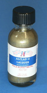 Alclad ALC104 Pale Burnt Metal Paint 1oz