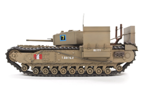 AFV Club 1/35 British Churchill MK III Dieppe Raid 35176