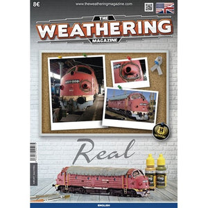 Ammo by Mig Book AMIG4517 The Weathering Magazine Real