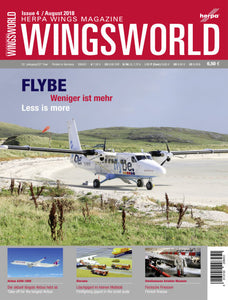 Herpa Wings World Magazine Iss 4 August 2018