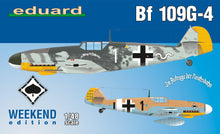 Load image into Gallery viewer, Eduard 1/48 Bf 109G-4 Weekend Edition 84149