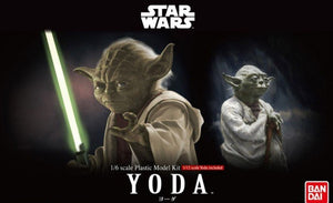 Bandai Star Wars 1/12 Yoda  214473
