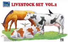 Load image into Gallery viewer, Riich Models 1/35 Livestock set Vol 2 RV30014
