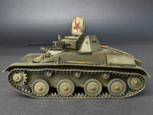Miniart 1/35 Russian T60 Tank w/ Interior 35215