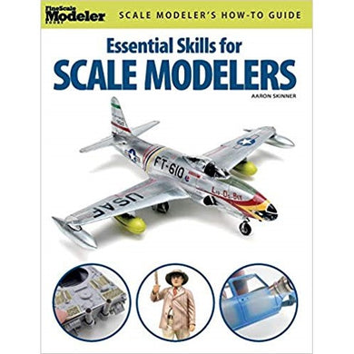 Fine Scale Modeler Essential Skills For Scale Modelers 12446