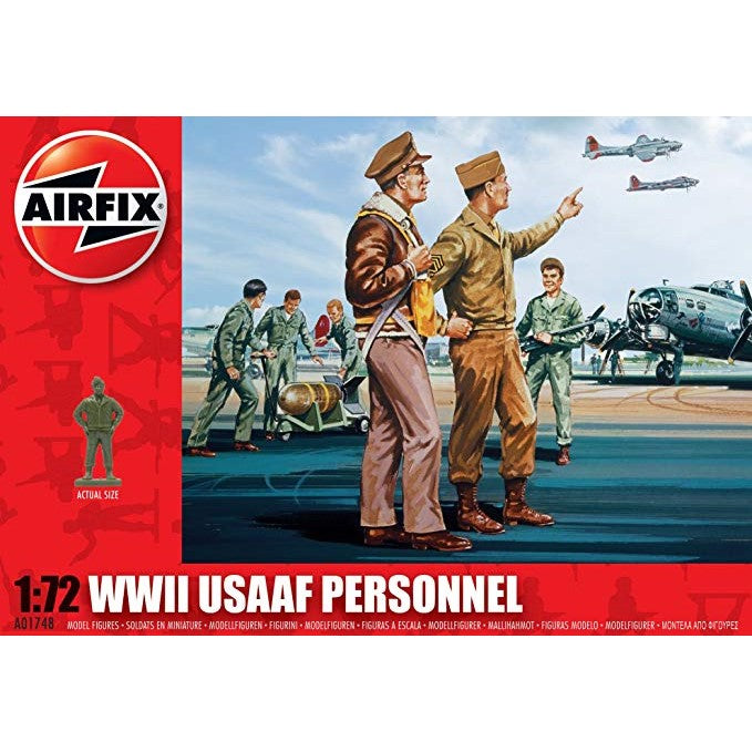 Airfix 1/76 USAAF Personal A00748V