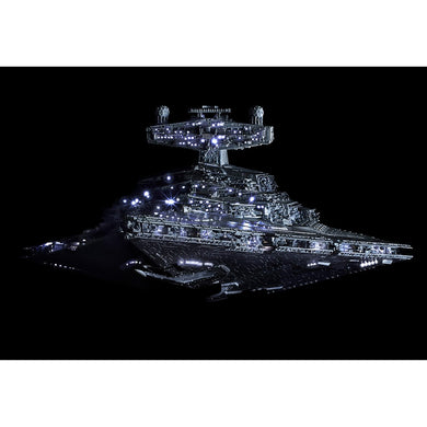 Bandai Star Wars 1/5000 Star Destroyer With Lighting 5057625