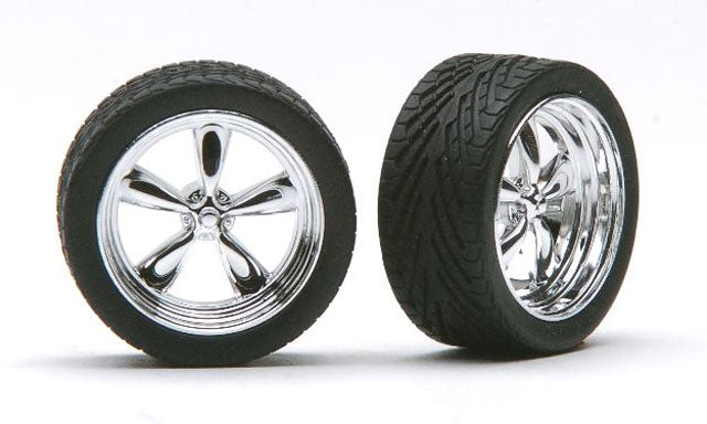 Pegasus Rim & Tire Set 1/24 2301 23