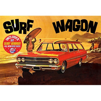 AMT 1/25 Chevy Chevelle Surf Wagon 1965
