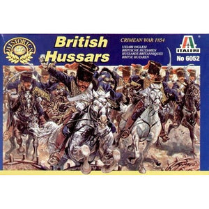 Italeri 1/72 British Hussars Crimean War 6052