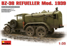 Load image into Gallery viewer, MiniArt 1/35 Russian BZ-38 Refueller Mod. 1939 35158