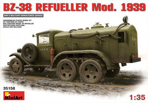 MiniArt 1/35 Russian BZ-38 Refueller Mod. 1939 35158