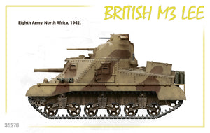 MiniArt 1/35 British M3 Lee 35270