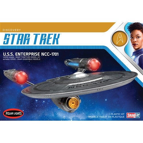 Polar Lights Star Trek 1/2500