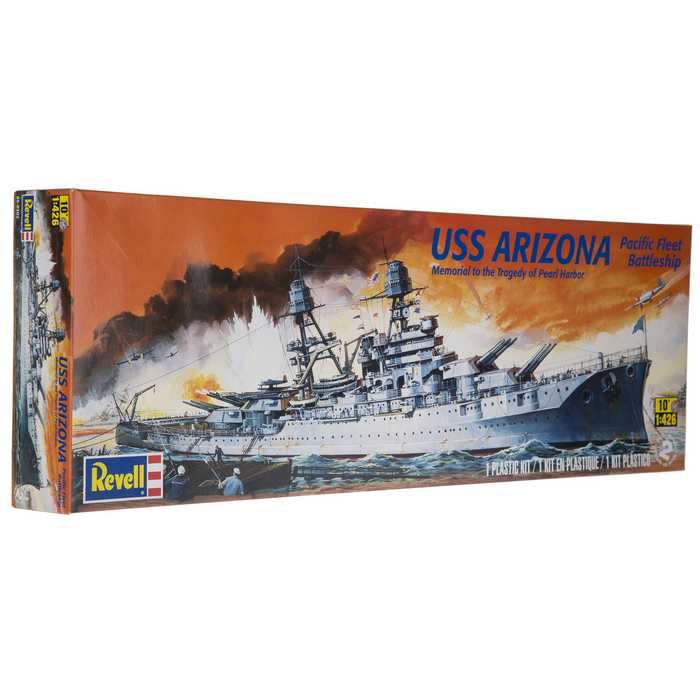 Revell 1/426 USS Arizona Battleship 850302