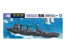 Load image into Gallery viewer, Aoshima 1/700 IJN Destroyer Yukikaze 03395