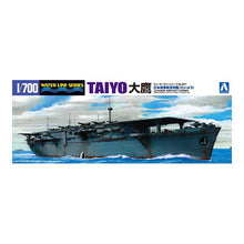 Load image into Gallery viewer, Aoshima 1/700 Japanese Aircraft Carrier Taiyo 04520