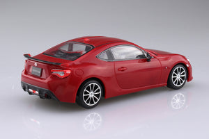 Aoshima Snap Kit 1/32 Toyota 86 (Pure Red) 05755