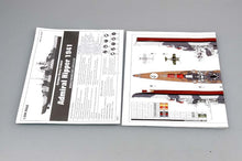 Load image into Gallery viewer, Trumpeter 1/350 German Heavy Cruiser Admiral Hipper 1941 with PE Parts 05317