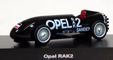 Load image into Gallery viewer, Best of Show BOS 1/87 HO Opel RAKI2 Black 87380