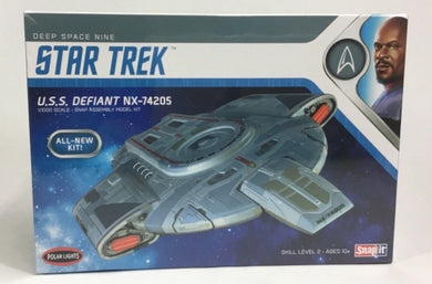 Polar Lights Star Trek 1/1000 U.S.S. Defiant NX-74205 POL952