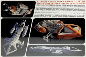 MPC 1/72 Space 1999 Hawk Mark IX MPC881