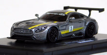 Load image into Gallery viewer, Fronti-Art Avan Style 1/87 HO Mercedes AMG GT3 Presentation MAMGGT3P